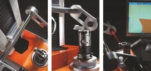 Projektor - kontrola narzędzi do drewna