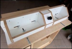 Prowadnica DIY - frezarka do drewna